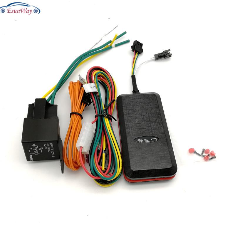 SOS + ACC функция супер мини Водонепроницаемый GPS трекер GPS номинация локационный искатель с внутренней батареей Внутренняя антенна