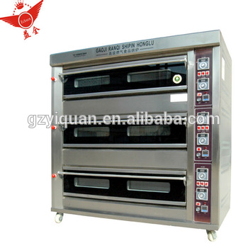 Bakery gas oven 3 Deck 9 tray Bakery Ovens Sale