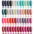 LOW MOQ High Glossy Acceptable Private Label Customize Odorless UV Gel Nail Polish