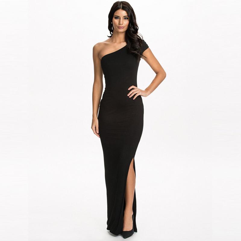 8bfad73c1 Long Black Tight Skirt - Redskirtz