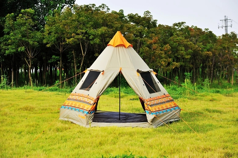 Authentic Pyramid Tent Ca 171 Cool Camping Gear