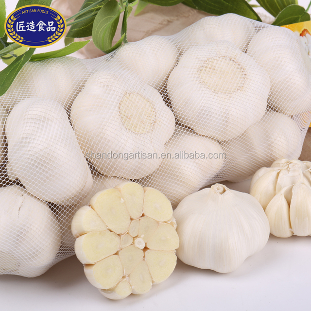 Hot sale best quality garlic China exporter and producer