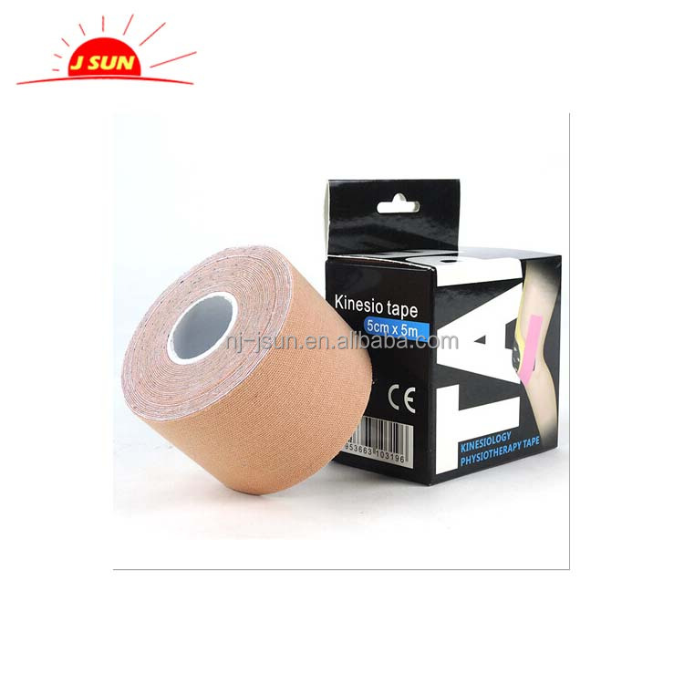 Kinesiology Tape for athletes muscle elastic sports tape rock tape quality individual package