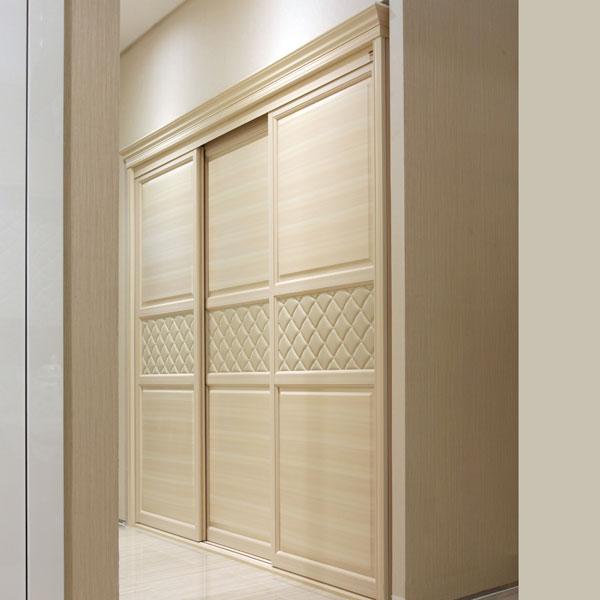 3door Sliding Wardrobe Design