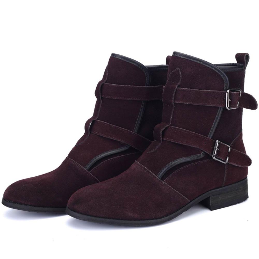 G Black Winter Shoes