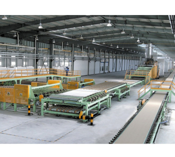 Automatic Gypsum Board Production Line
