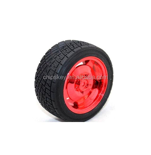 Красное колесо 83 мм