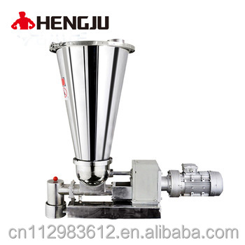loss-in-weight feeder for plastic industry