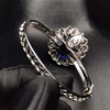 18k gold diamond bangle purchase separately
