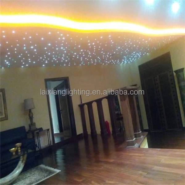 Internal Home Gymsum Board Screw Fixed Ceiling Twinkle Lights With Fiber Kits Buy Ceiling Twinkle Lights Product On Alibaba Com