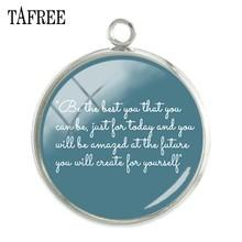 TAFREE Doctor & Nurse металлические подвески аксессуары DIY стеклянный купол 20 мм для изготовления ювелирных изделий брелок-браслет ожерелье для женщ...(Китай)
