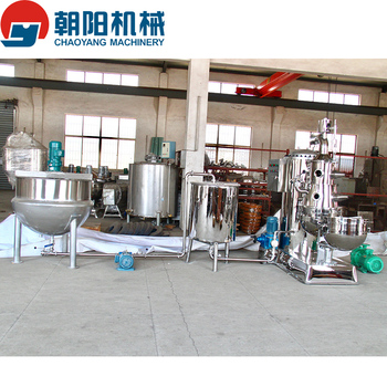 vacuum cooker depositing soft candy production line/jelly candy production line cooking machine