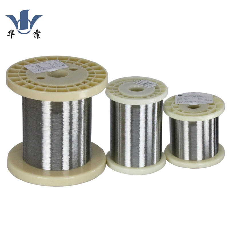 Ultra thin stainless steel metal wire