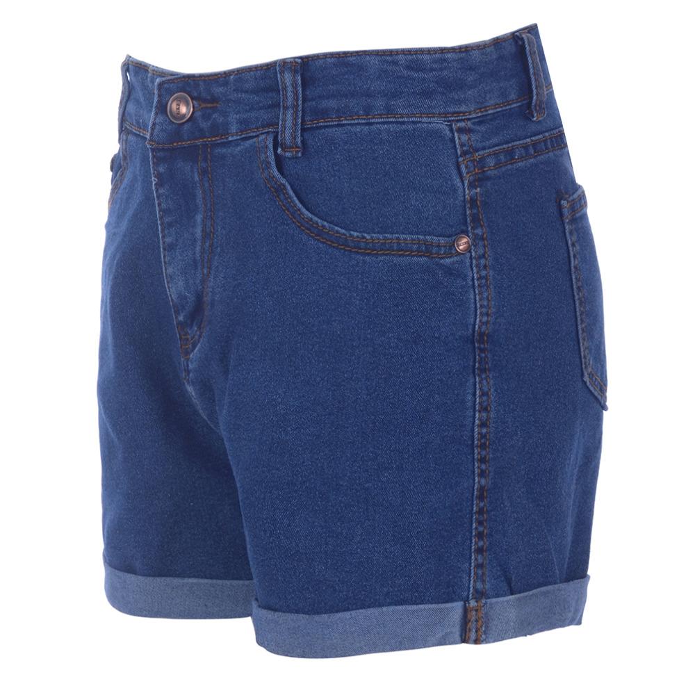 Womens Stretch Denim Shorts - The Else