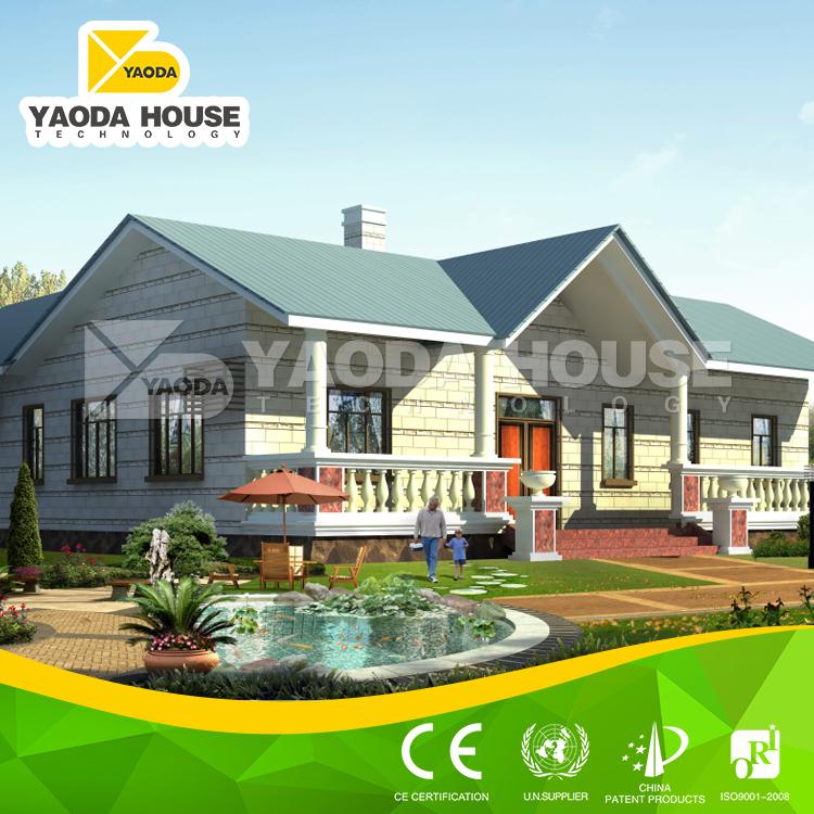 Three Bedroom Prefab Modular Home Houses