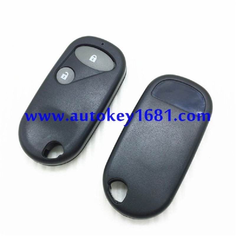 For Honda Civic Integra Jazz Mdx Prelude 2 Button Key