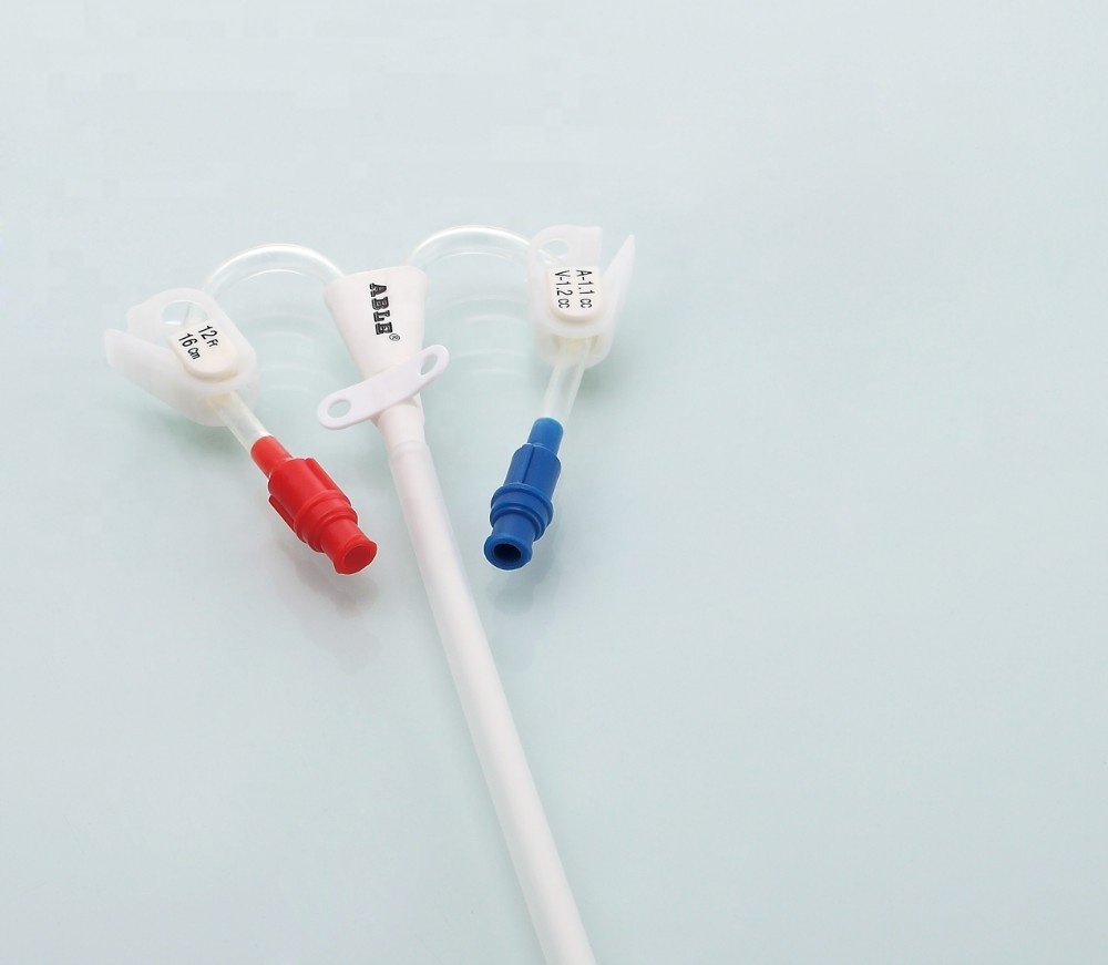 Manufacturer Hemodialysis Catheter Kit with good price CE ISO