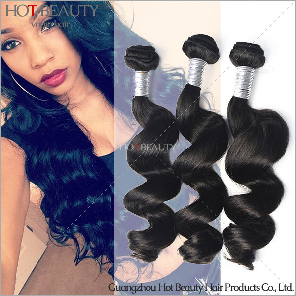 Hair Extensions & Wigs Hearty Brazilian Hair Peruvian Deep Wave Bundles Deal 100% Real Human Bundles Non Remy Human Hair Extensions 8-30 Peruvian Hair Bundle Handsome Appearance