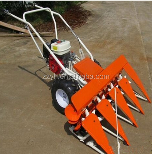 Corn/wheat/rice/ Mini Reaper Binder Harvester Machine For