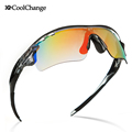 2016 Pro Team Polarized Cycling Glasses Bike Outdoor Sports Bicycle Sunglasses Goggles 5 Groups of Lenses