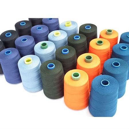 Горячая Распродажа, швейная нить из 100% полиэстера, 40/2, 4000 м, 5000 м