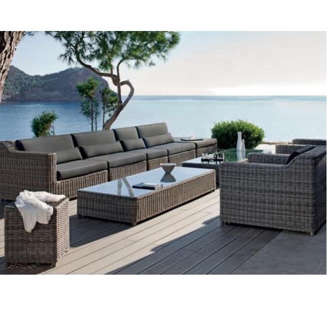 Уличная мебель из ротанга, наборы диванов новой модели, мебель для отеля