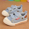 2016 Autumn New Girls Boys Sneakers Kids Shoes For Girl Children Canvas Shoes