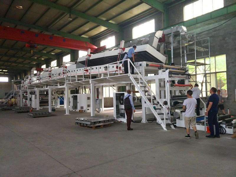 water based adhesive coating machine pvc tape making machine water based coating machine