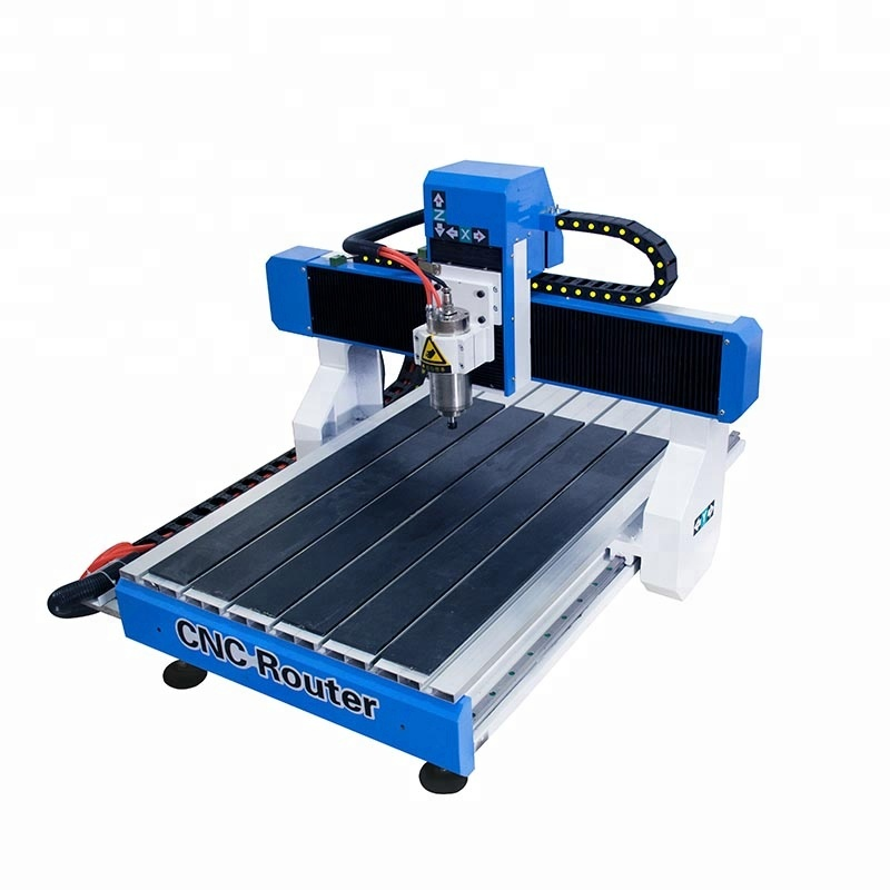 Low Cost Small Hobby 3d Wood Craft Cnc Router 600 x 900 mm