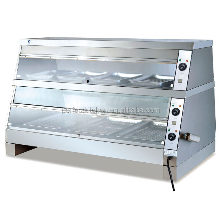 Electric Food Warming Cabinet Fast Food Restaurant Equipment View Fast Food Equipment Perfect Product Details From Guangzhou Perfect Kitchen Equipment Co Ltd On Alibaba Com