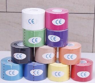 Печатная кинезиологическая лента-услуги печати на заказ