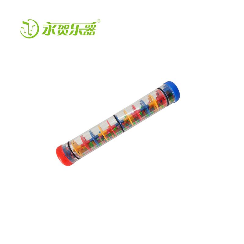 Детские игрушки ударный инструмент пластиковые радужные дождь
