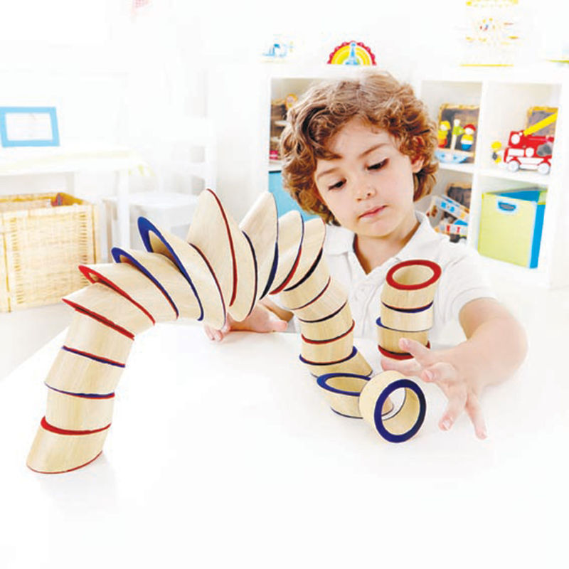 Детские игрушечные бамбуковые блоки, Рекламные бамбуковые строительные блоки