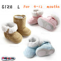 5x New Desgin Fashion Baby Infant Toddler Boys Girl Warm Winter Snow Shoes Boots Size L