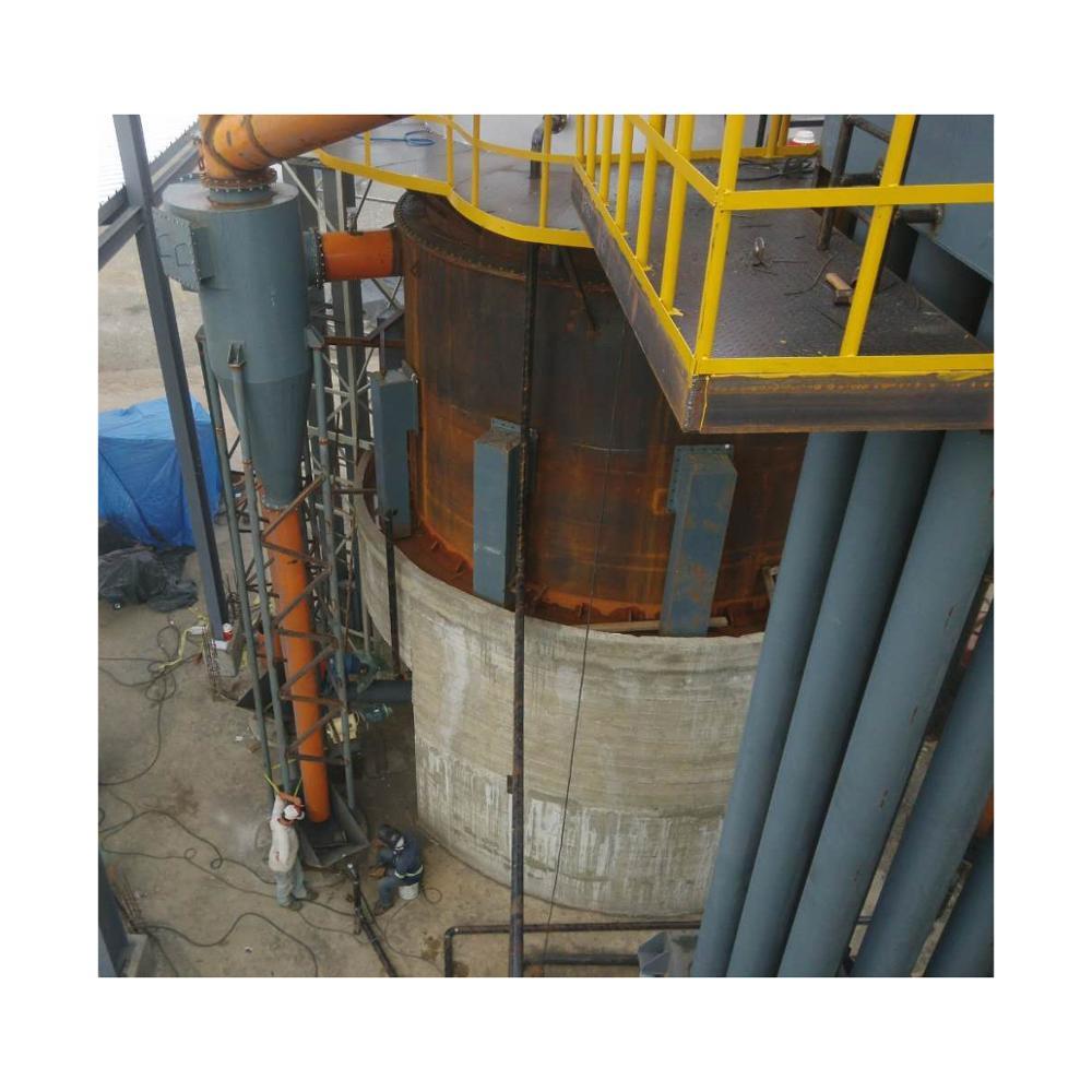 Powermax Straw Charcoal Carbonization Furnace