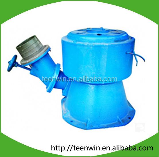 Портативный генератор водяной турбины для использования на открытом воздухе