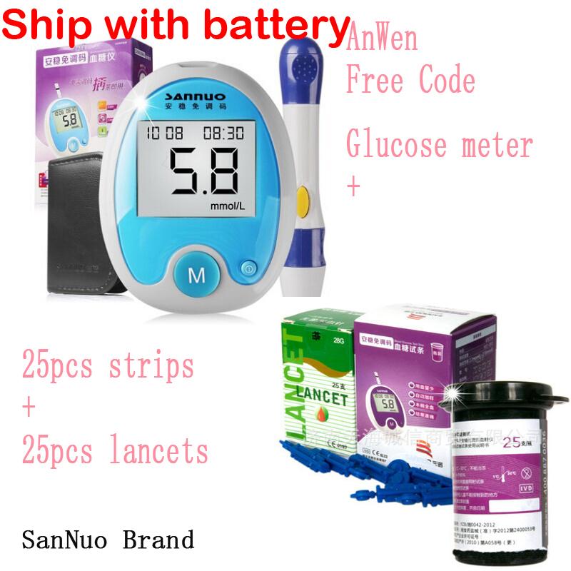 Freestyle Glucose Testing Bd Diabetes