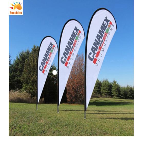 Пляжный флаг и подставка на заказ/рекламные баннеры/флаги с каплевидными перьями