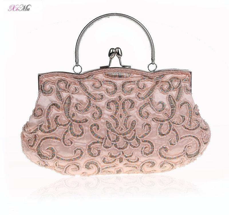 Haitian Handbag Sequins /& Beads