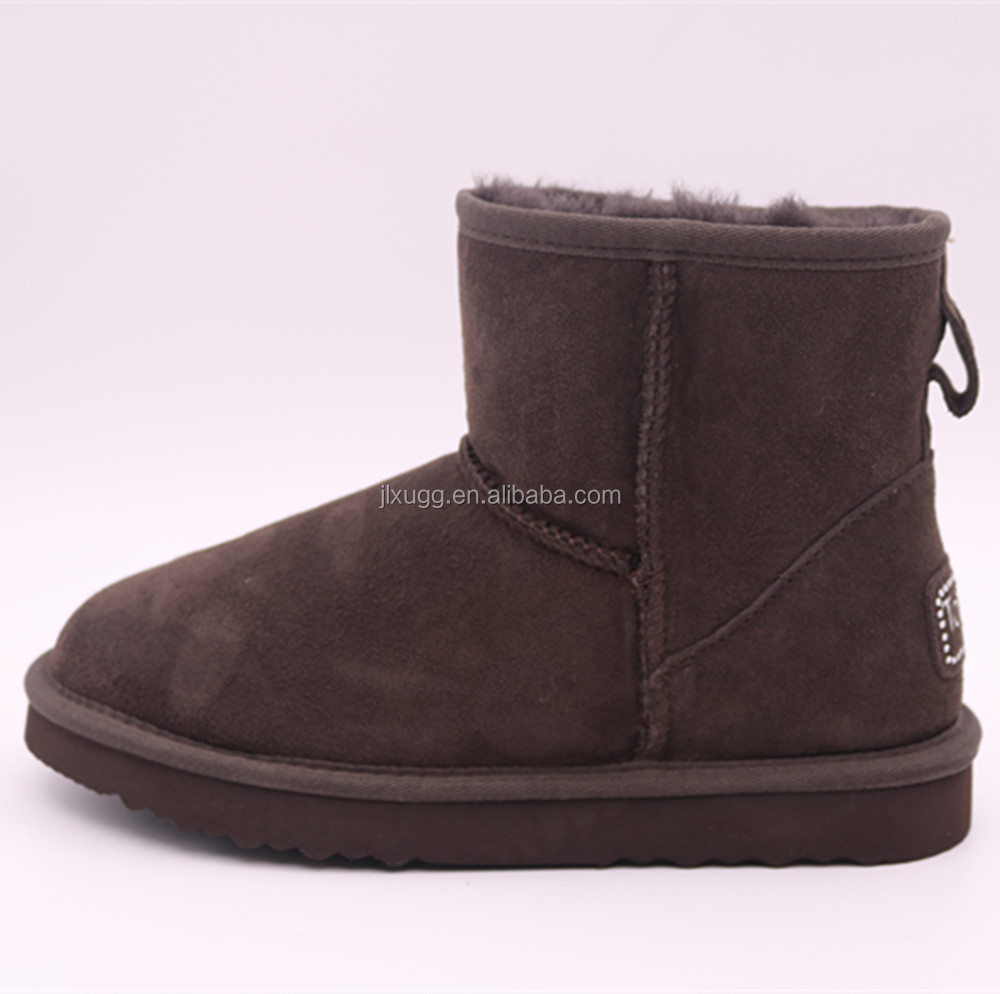 free samples latest style hot sale warm snow boots women cheap snow ladies winter shoes