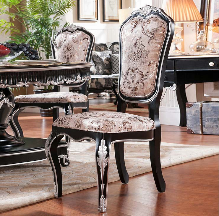 modern dining room chairs cheap | Dining table sets black and white dining table 4 chairs ...