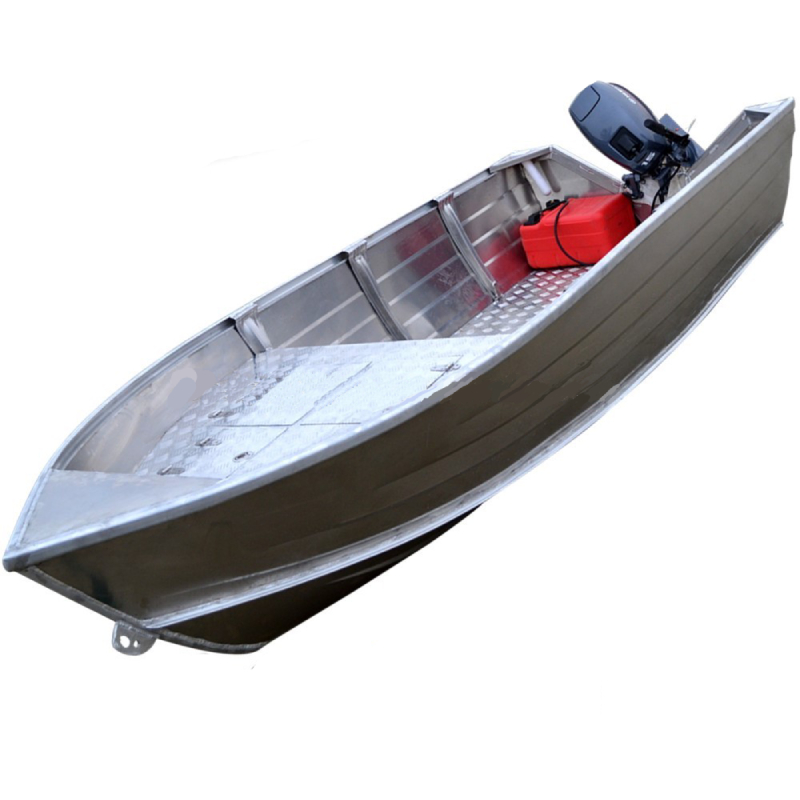 Cheap Full-welded Aluminum Fishing Boat For Sale Zodiac Boat With
