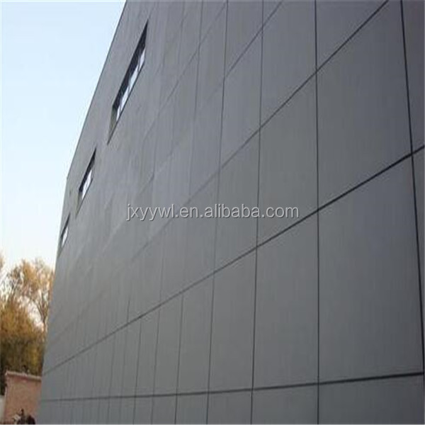 waterproof high quality last long time exterior board similar with Eternit
