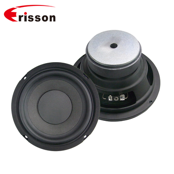 China Manufacture Wholesale 6.5 Inch subwoofer Car Audio Speaker