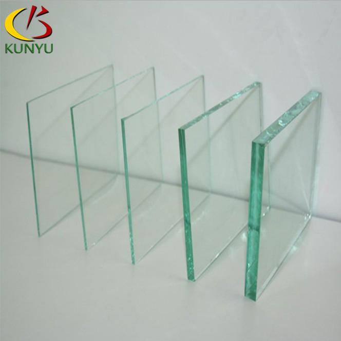 Высококачественное защитное ультрапрозрачное плавающее стекло для теплицы