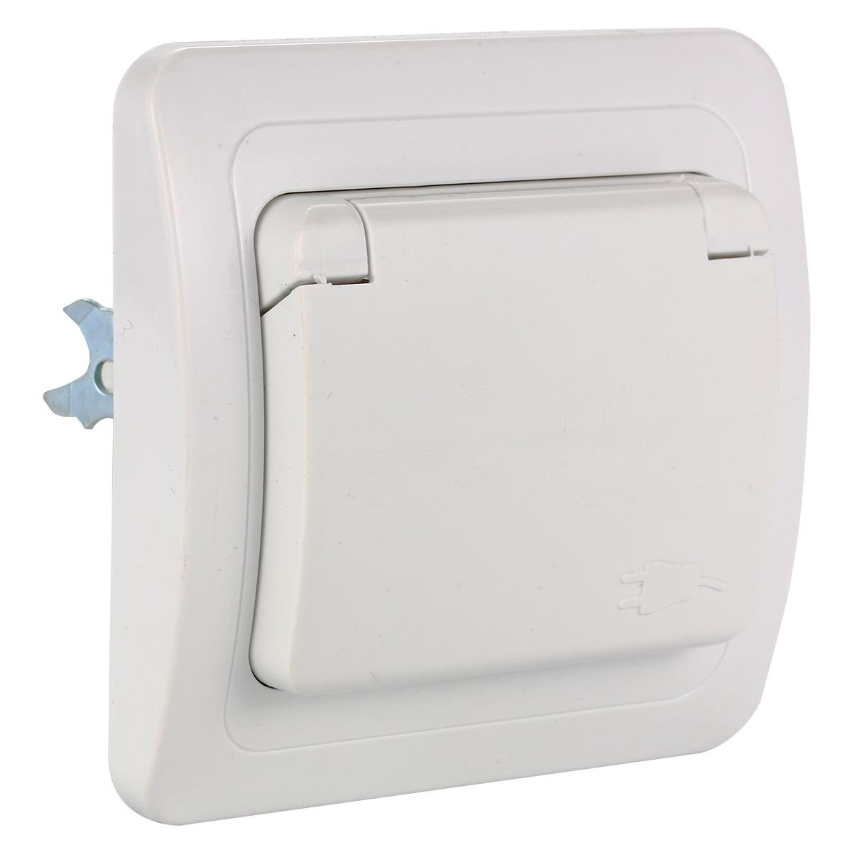 germany european ac power socket 16a 250v korea wiring. Black Bedroom Furniture Sets. Home Design Ideas