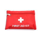 Cross Mini Manufacture CE ISO Approved Various Type Customized Red Cross Mini Medical First Aid Kit