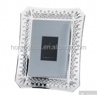Fashion Glass Frame Wedding Glass Photo Frame Coaster Favor Gifts Buy Edding Glass Photo Frame Coaster Favor Gifts Desktop Display Crystal Acrylic A4 Photo Frames Rhinestone Picture Frame 4x6 Photo Wedding Bling Crystals Product