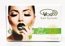 12pcs VOG Fashion Soak off UV LED Temperature Change UV Magic Gel Nail Polish 15ml 12colors