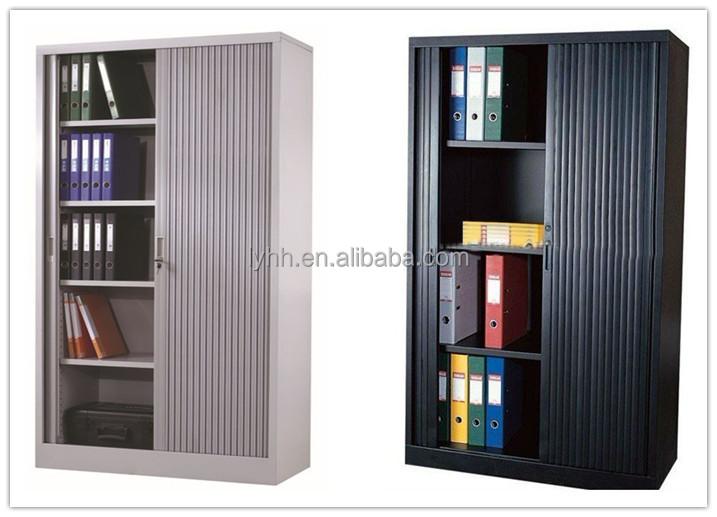 Office Furniture Range Tambour Cupboard